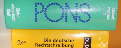 Deutsche Sprache, schwere Sprache …