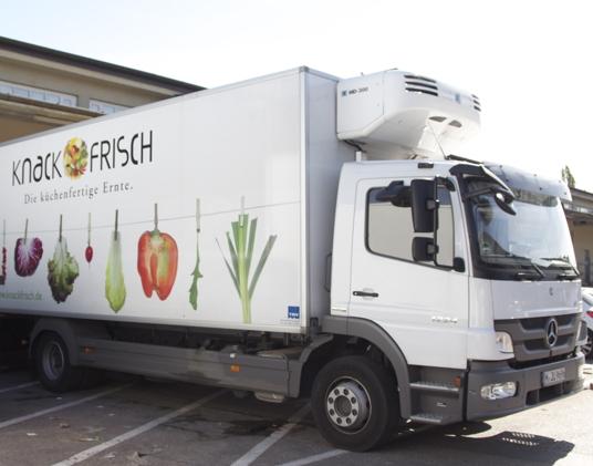 Von Steckdosen, Salatköpfen und City-Logistik