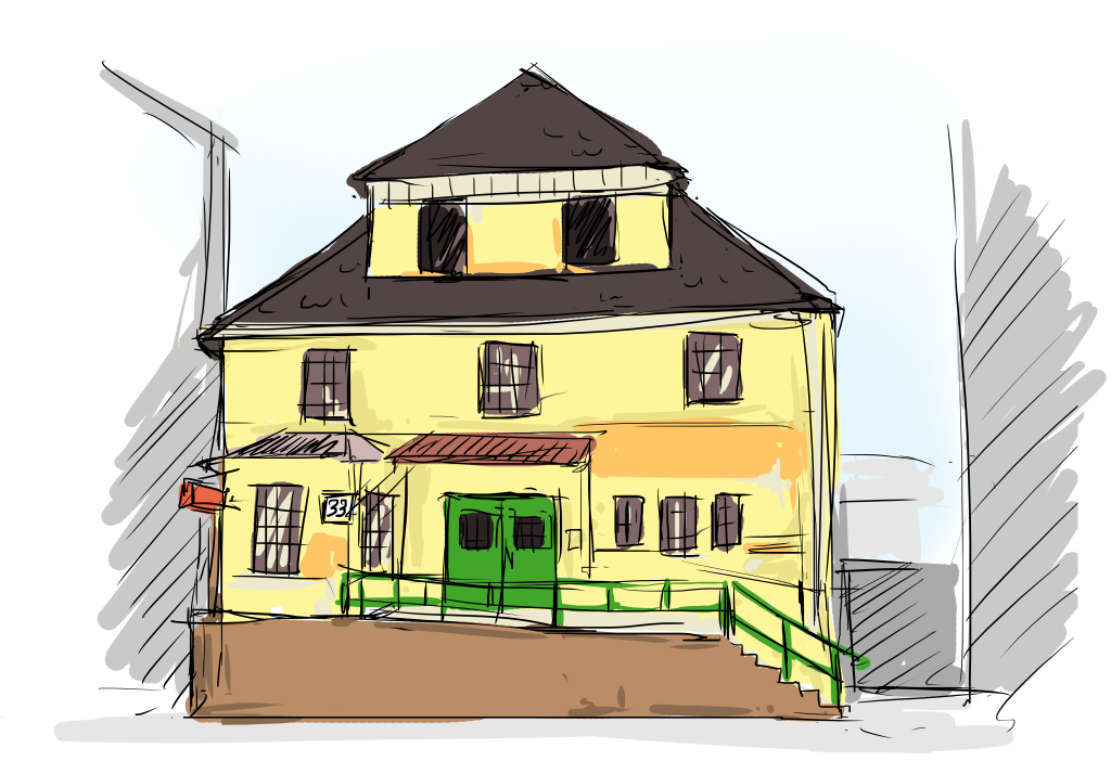 Das Haus in der Magirusstrasse33
