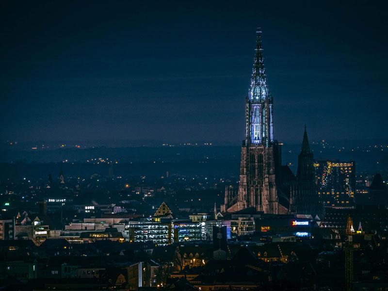 Bericht aus … Ulm: 125 Jahre Münsterturm Ulm