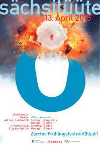 Bericht aus … Zürich: Das Frühlingsfest Sechseläuten