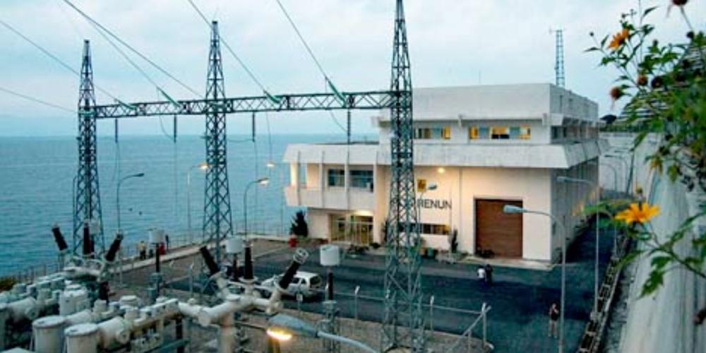Das von Presse'n'Relations unterstützte Wasserkraft-Projekt in Renun mit einer Leistung von insgesamt 82 Megawatt