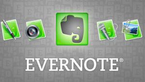 Evernote-features