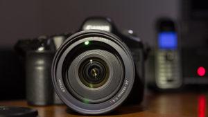 Die Kamera - wichtiges Werkzeug für Medienmenschen