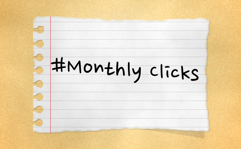 Monthly Clicks: Oktober 2017