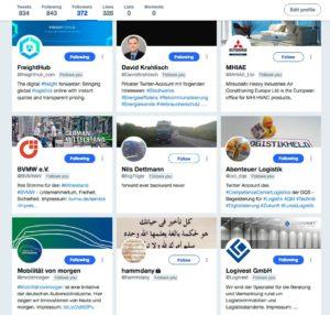 Twitter als Recherche-Tool für die B2B-Kommunikation