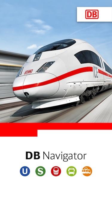 Apps für die Arbeit: DB Navigator