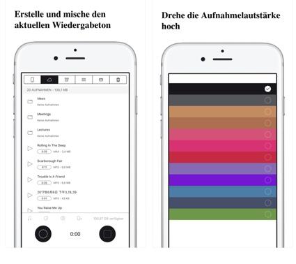 Apps für die Arbeit: Lin Fei