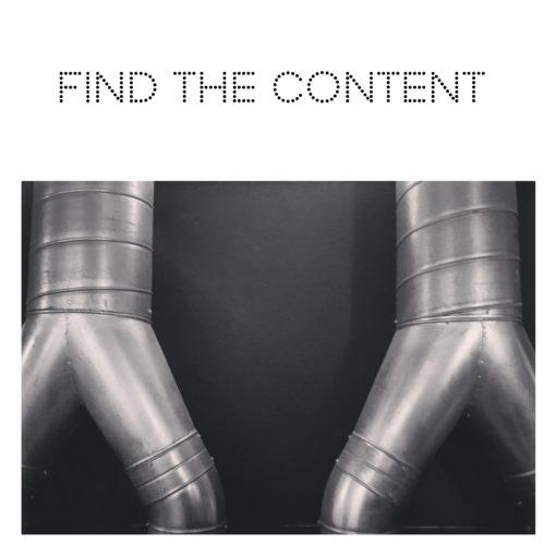 Suche PR Content