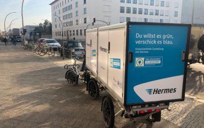 Nachhaltige urbane Logistik: Dialog zwischen allen Beteiligten nötig