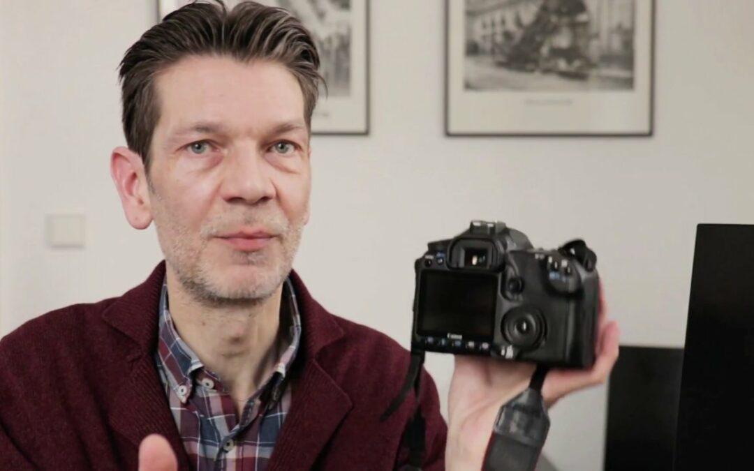 Video: Warum Fotos als Rohdaten speichern?