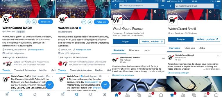Lokalisierung der Social-Media-Aktivitäten: Inhalt ist König!