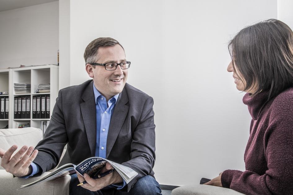 Das persönliche Kundengespräch zählt – auch in digitalen Zeiten