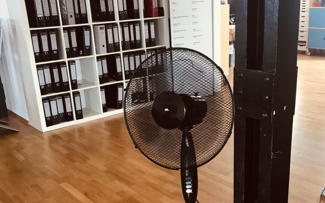 Hitzewelle – oder: Wenn das Hirn nicht mehr will