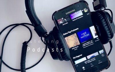 Die (wunderbare) Welt der Podcasts