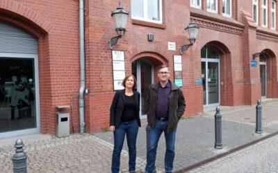 Berliner PnR-Team: Start-up Szene und neue Dialogformate zunehmend im Blick