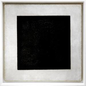 Kasimir Malewitsch, Schwarzes Quadrat.