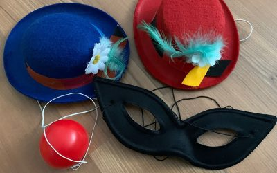 Maskenball bei Press'n'Relations