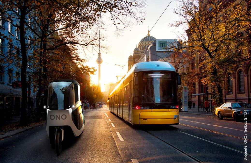 Verkehrswende made in Berlin: Die Regierung und die Stadt