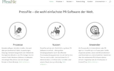 SEO-Texten am Beispiel von PR-Software