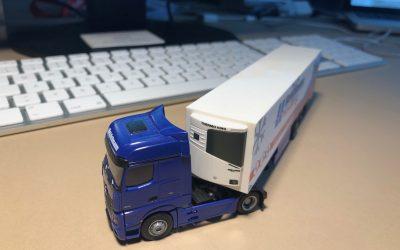 Keep rolling: Logistik-PR braucht Termine vor Ort