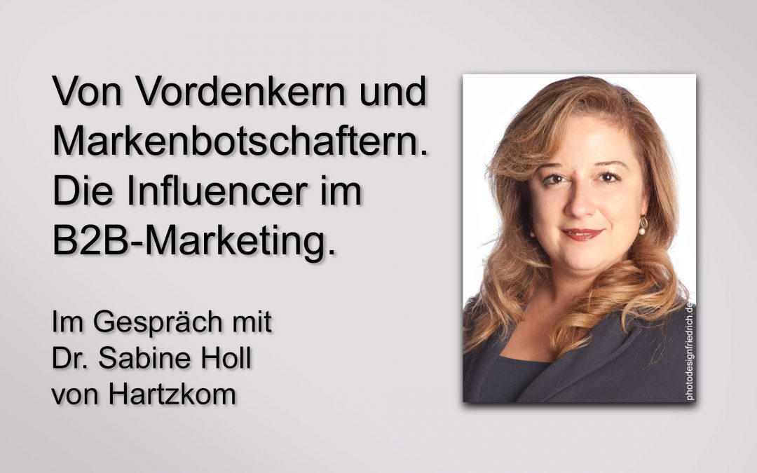 Dr. Sabine Holl