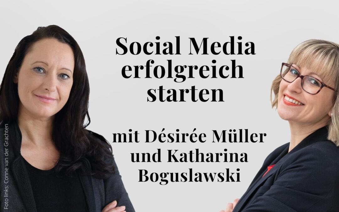 Social-Media-Marketing (Teil 1): Der gute Start