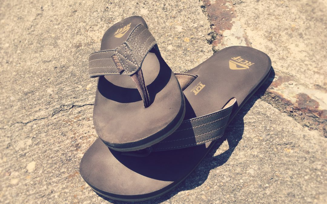 Mit Flip-Flops durch das Sommerloch